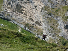 Escursionismo Gran Sasso - Versante nord del Prena