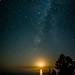 Big Sur Moonset