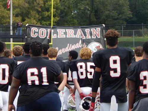 "Colerain vs. Middletown September 25, 2015 • <a style=""font-size:0.8em;"" href=""http://www.flickr.com/photos/134567481@N04/21100267433/"" target=""_blank"">View on Flickr</a>"