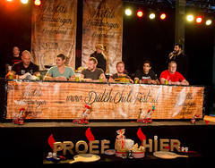 Just before the start. (JSFotografie) Tags: hot dutch chili eindhoven hamburger fest scoville klokgebouw dutchchilifest