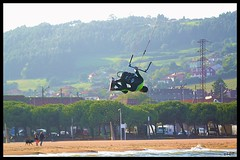 KiteSurf Arbeyal 14-10-2015 (LOT_) Tags: kite switch spain waves gijón lot asturias kiteboarding kitesurf jumps kitesurfmagazine kitespain switchkites mjcomp2 ©lot