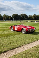 OSCA 2000 S (Pichot Thomas) Tags: france cars car sport canon french is photo 2000 d arts s voiture 1750 28 500 tamron franais automobiles chantilly osca ancienne elegance 500d 2015 sportive rassemblement