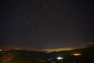 Ursa Major and stars