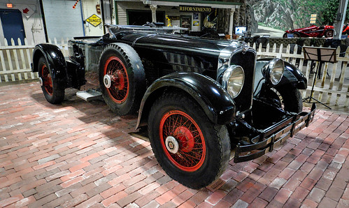 1928 STUTZ BB BLACK HAWK SPEEDSTER