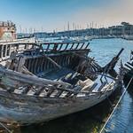 épaves de langoustiers (port de Camaret) thumbnail