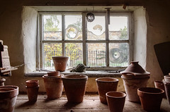 The Potting Shed... (DM Allan) Tags: york gardening yorkshire nationaltrust northyorkshire pottingshed beningbrough beningbroughhall
