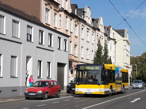 MAN Lions City der MVG Mülheim