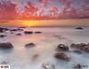Last orange of the day (Alesfra) Tags: albertojespiñeirafrancés olympusomdem10markii em10markii markii olympus gáldar sardinadelnorte canarias mzuiko918mmf456edmsc sea mar ocean océano rock roca mountain montaña teide spain españa seascape landscape marina paisaje sun sol dusk anochecer cloud nube sky cielo light luz coast costa orilla shore beach playa mirrorless sinespejo omd alesfra alesfraphotography alesfrafotografia wwwalesfracom orange blue azul naranja color nature puestadesol sunset canaryislands islascanarias isla island surface edge building edificio golden goldenhour dorada agua water airelibre largaexposición longexposure