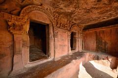 India - Odisha - Bhubaneswar - Udayagiri Caves - 53 (asienman) Tags: india caves bhubaneswar udayagiri asienmanphotography khadagiri