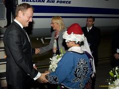 Arrival (europeancouncilpresident) Tags: turkey antalya erdogan recep tayyip