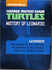"Nickelodeon ""HISTORY OF TEENAGE MUTANT NINJA TURTLES"" FEATURING LEONARDO box ii (( 2015 )) (tOkKa) Tags: 2005 toys comic 1988 2006 1993 1992 leonardo figures toysrus 2012 2007 teenagemutantninjaturtles tmnt nickelodeon 2014 2015 displaystand playmatestoys ninjaturtlesthenextmutation toysrusexclusive tmntfastforward toontmnt tmntmovie4 turtlemilkstudios eastmanandlairdsteenagemutantninjaturtles moviestartmnt varnerstudios toonleo paramountteenagemutantninjaturtles 4kidstmnt paramountsteenagemutantninjaturtles tmnt2003 historyofteenagemutantninjaturtlesfeaturingleonardo davearshawsky tmnt2014movie"