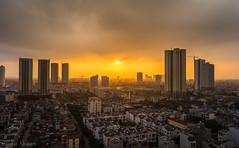 Hanoi in autumn... (tuanduongtt8018) Tags: autumn sunset g sony 28mm contax hanoi f28 a7