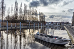 Luici (Sebo23) Tags: reflection reflections harbour hafen bodensee moos reflektionen canon6d canon24704l