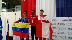 Sudamericano Escolar Paraguay 2015