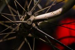 Vintage French Bicycle Lejeune (Nikan Likan) Tags: bicycle vintage french 50mm asahi pentax lejeune f17