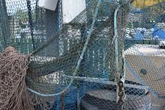 Fishnets.... (Little Hand Images) Tags: rope wharf fishnets nets fishingequipment fishingsupplies