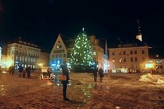 Xtmas comes over (L C L) Tags: christmas tree navidad europa europe tallinn estonia christmastree rbol 2015 lcl rboldenavidad loretocantero