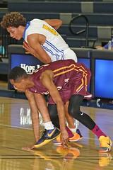 D142317A (RobHelfman) Tags: sports basketball losangeles highschool tournament crenshaw valleychristian ryancampbell orangeholidayclassic