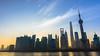Welcome 2016! #Day1/366 (Owen Wong (Thank you)) Tags: china city sky building skyline architecture skyscraper sunrise landscape shanghai 365 中国 上海 pudong 城市 陆家嘴 天空 新年 2016 lujiazui 日出 366 东方明珠 浦东 阳光 golded 环球金融中心 天际线 上海中心