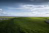 Op de diek (Jos Mecklenfeld) Tags: sea netherlands clouds river landscape meer mare hiking nederland wolken zee groningen dyke dijk decor fluss landschaft ems dig dike wandern olanda nori landschap niederlande levee dollard deich rivier eems puntvanreide râu fiemel sonylaea2 sonynex3n
