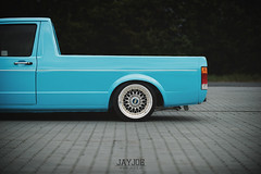 VW CADDY (JAYJOE.MEDIA) Tags: vw caddy low lower lowered lowlife stance stanced bagged airride static slammed bbs bbswheels bbsgang