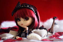 Reine (DidiTisseDesLiens (AB)) Tags: nikon toyphotography dollstagram dolls pulliplunaticqueen nikonfrance pullipdoll photogram nikonpassion dollphotography groove picoftheday nikonphotography photography pullip junplaning toy nikonfr groovedoll doll pictureoftheday photodujour instadoll obitsubody instapullip pullipstagram photograhie pullipphotography