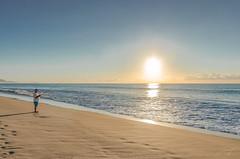 Fisherman (Francisco Zarabozo Pineda) Tags: fisherman fish ocean mexico loscabos cabosanjose sanlucas beach sea sand sun ruleofthirds composition water oldman people sky grading shadows d7000 nikon mardecortes sunrise sunset