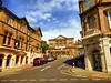 Shanklin, Isle of Wight (photphobia) Tags: shanklin isleofwight town oldtown uk oldwivestale buildings building buildingsarebeautiful architecture outdoor outside village sandownbay shops shop shopping shopwindow shanklintheatre theatre