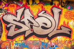 A Different Version of San Francisco (Thomas Hawk) Tags: california sanfrancisco treasureisland usa unitedstates unitedstatesofamerica abandoned graffiti