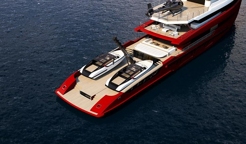 Tomahawk by Columbus Yachts