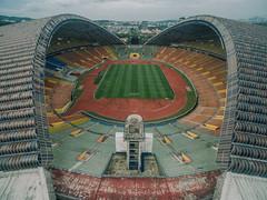 stadium edition (Your.Meal) Tags: shahalam selangor malaysia my uemy yourmeal stadium birdeye bird view birdview lookdown topdown