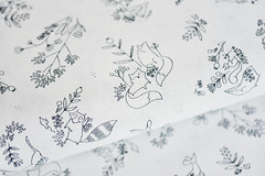 Dear Stella : Timberland (the workroom) Tags: theworkroom dearstella fabric timberland