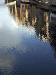 La Girona imaginria (queropere) Tags: riu onyar girona sol airelliure aigua alegria vida queropere reflex aiguacorrent
