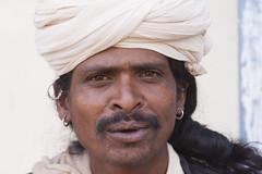 Baiga man (wietsej) Tags: maikal hills chhattisgarh india portrait baiga man tribal rural village sonyalphadslra900 minolta100mmf28dafmacro