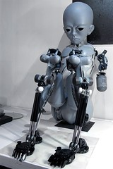 #19_3 (neji909) Tags: ningyou doll robot android gynoid synthetic lifesize