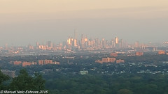 2016.09.27; Eagle Rock Reservation (FOTOGRAFIA.Nelo.Esteves) Tags: westorange newjersey unitedstates us 2016 neloesteves nikon d80 usa nj essexcounty eaglerockreservation park nyc newyorkcity skyline view overlook reservation