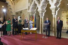 _LCS0235 (Gobierno de Aragón) Tags: javierlambán gobiernodearagón aljafería jura