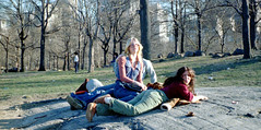 An old girlfriend laying down on one of the rocks in Central Park and sticking her tongue out at me. Her blonde friend sits up with her boyfriend's hand on her shoulder. April 1978. New York. (wavz13) Tags: oldphotographs oldphotos 1970sphotographs 1970sphotos oldphotography 1970sphotography vintagesnapshots oldsnapshots oldfriends 1970sfriends vintagefriends lifetimefriends vintagephotographs vintagephotos vintagephotography filmphotos filmphotography newyorkphotographs newyorkphotos oldnewyorkphotography oldnewyorkphotos vintagenewyorkphotography vintagenewyorkphotographs vintagenewyorkphotos vintageteens vintageteenagers 110film kodacolor analogphotography instamatic pocketinstamatic newyorkskyline manhattanskyline vintagemanhattan oldmanhattan newyorkskyscapers vintageclothes oldclothes 1970sclothes vintageclothing oldclothing 1970sclothing parks urbanparks female females newyorkparks manhattanparks grain grainy submini subminiature skylines
