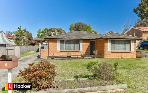 6 Tokay Place, Eschol Park NSW 2558