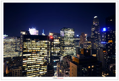 A Night In NewYork (Damon | Photography) Tags: nyc newyorkcity usa na travel anightinnewyorknight long longexposure cityscape skyscrapper building buildings