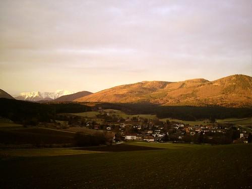 Hernstein-Schneebergblick