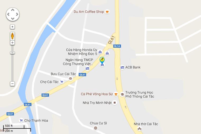 Khai trương siêu thị Điện máy XANH Cái Tắc, Hậu Giang