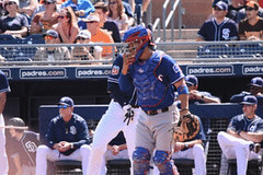 RockyCup adjust (jkstrapme 2) Tags: baseball jock catcher cup bulge