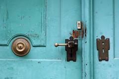 Trklinke in Sebnitz (schnu-fro) Tags: trklinke klinke handle tr door doorhandle germany