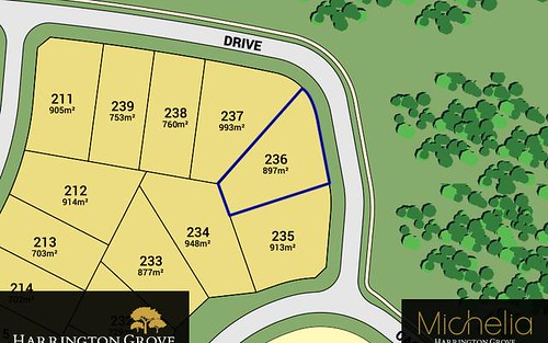 Lot 236, Collector Drive, Harrington Park NSW 2567