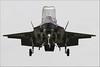 F-35 (Les Cornwell Photos) Tags: airshow jet fighter airdisplay riat usaf lockheedmartin vtol f35