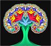 Tree Of Life IV (antarctica246) Tags: treeoflife fractal fractalspiral mathart generativeart antarctica246