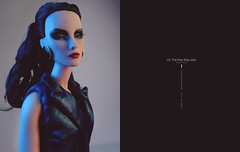 OOAK On The Rise Elise Jolie (Ray Grimes) Tags: fashiondoll fashion fashionroyalty royalty fr2 doll makeup elisejolie elise elyse jasonwu eyes