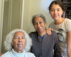 Three Generations II (edenpictures) Tags: arva farmmommy eden granddaughter grandmother daughter mother family portrait janine