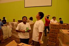 DSC_3583 (Texas Heart Institute) Tags: food project houston bank taylor volunteer thi rmr texasheartinstitute regenerativemedicine texasheart
